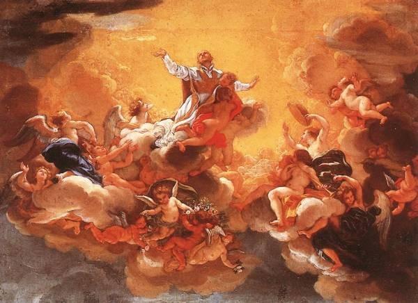 Apotheosis Of St Ignatius